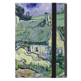 Vincent van Gogh | Thatched Hütten bei Cordeville iPad Mini Hülle
