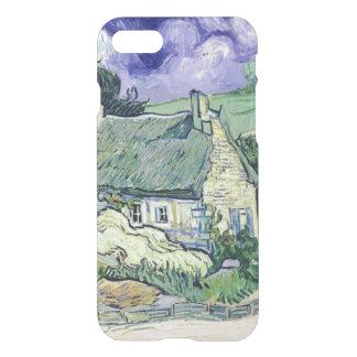 Vincent van Gogh | Thatched Hütten bei Cordeville iPhone 8/7 Hülle