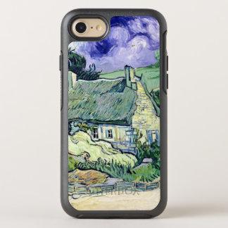 Vincent van Gogh | Thatched Hütten bei Cordeville OtterBox Symmetry iPhone 8/7 Hülle