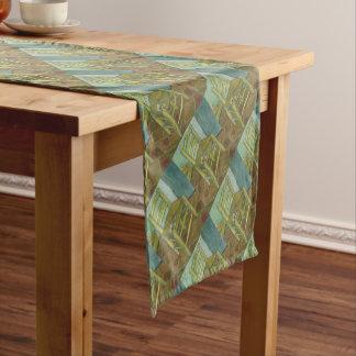 Vincent van Gogh - Van Gogh Stuhl mit Rohr Kurzer Tischläufer