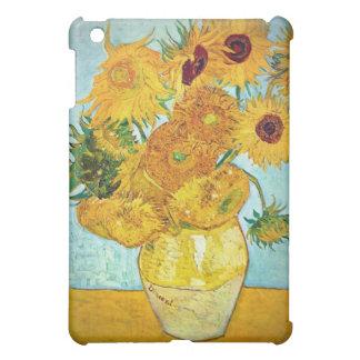 Vincent van Gogh - Vase mit 12 Sonnenblumen iPad iPad Mini Hülle