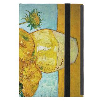 Vincent van Gogh - Vase mit 12 Sonnenblumen iPad Mini Etui