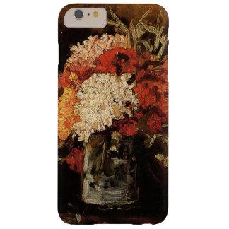 Vincent van Gogh-Vase mit Gartennelken Barely There iPhone 6 Plus Hülle