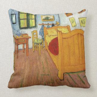 Vincent van Gogh-Vincent Bedroom in Arles Kissen