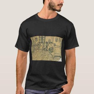 Vincent van Gogh Vincent s Schlafzimmer in arles T-Shirt