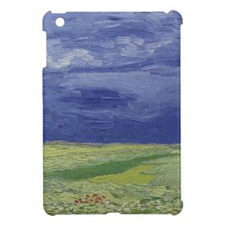 Vincent van Gogh | Wheatfields unter Thundercloud iPad Mini Hülle