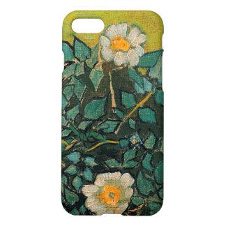 Vincent van Gogh wilde Rosen-Vintage Blumenkunst iPhone 8/7 Hülle