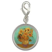 Vincent van Gogh zwölf Sonnenblumen in einem Vase