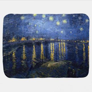 Vincent van Goghs sternenklare Nacht über der Puckdecke