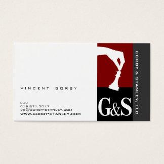 Vincents neue Visitenkarte