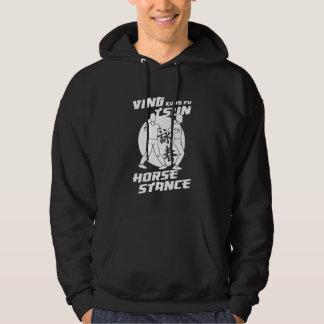 Ving Tsun HorseStance Hoodie