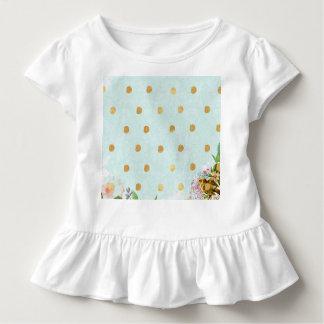 Vintag, Chic, viktorianisch, Collage, girly, Kleinkind T-shirt