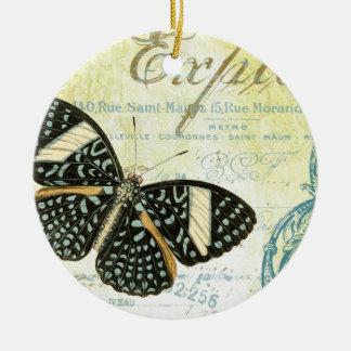 Vintag erforschen Sie Butterly ornament