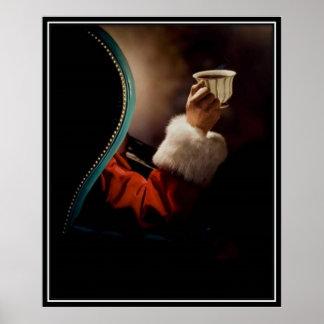 Vintag: Weihnachten - Poster