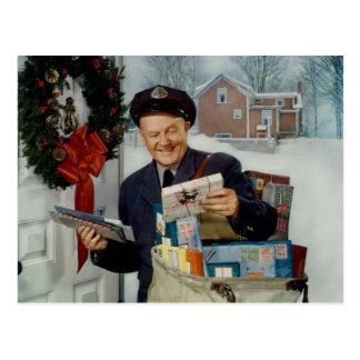 Vintag Weihnachten - Postkarten