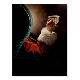 Vintag Weihnachten - Postkarte