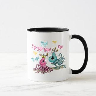 Vintag Yip-Yips Tasse