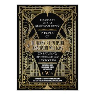 Vintage 12,7 X 17,8 Cm Einladungskarte