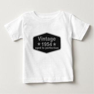 Vintage 1954 t-shirt.png baby t-shirt