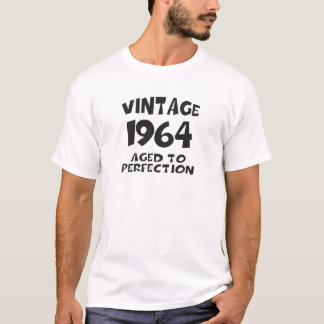 Vintage 1964 - Aged to perfection T-Shirt