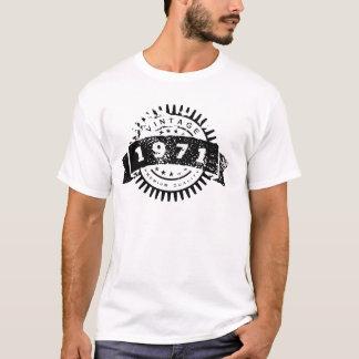 Vintage 1971 Prämien-Qualität T-Shirt