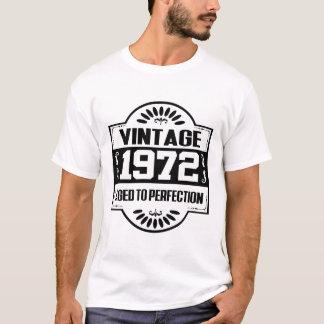 VINTAGE 1972 GEALTERT ZUR PERFEKTION T-Shirt