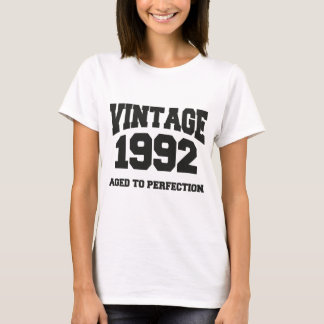 Vintage 1992 - Aged to perfection T-Shirt