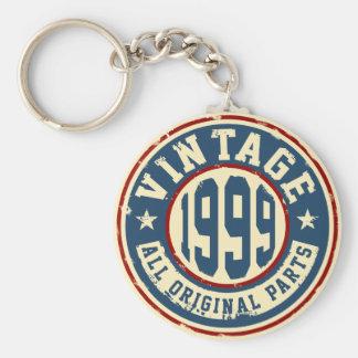 Vintage 1999 alle Vorlagen-Teile Schlüsselanhänger