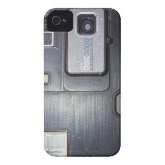 Vintage Achtzigerjahre Kamera iPhone 4 Case-Mate Hüllen