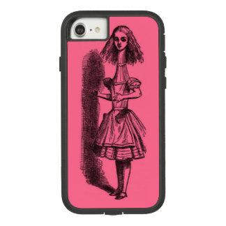 Vintage Alice im Wunderland Case-Mate Tough Extreme iPhone 8/7 Hülle