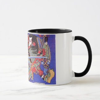 Vintage alte japanische Kunst-Tasse Tasse