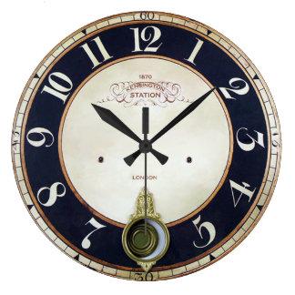 Vintage alte Uhr
