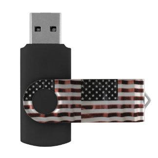 Vintage amerikanische Flagge HFPHOT01 USB Stick