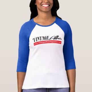 Vintage Angelegenheit T-Shirt