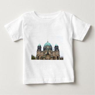 Vintage Ansicht von Berlin-Kathedrale (Bewohner Baby T-shirt