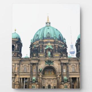 Vintage Ansicht von Berlin-Kathedrale (Bewohner Fotoplatte