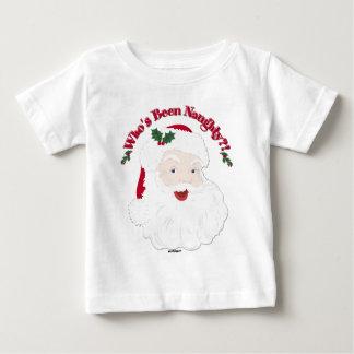 Vintage Art Sankt, die? frech gewesen ist! Baby T-shirt
