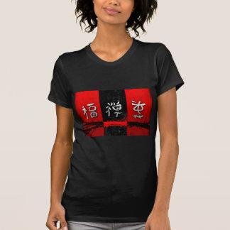 Vintage Artgeschenke 03 des Feng-shui T-Shirt