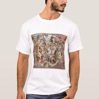 Vintage Astronomie, Konstellationen des südlichen T-Shirt