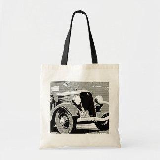 Vintage Auto-Taschen-Tasche