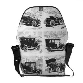 Vintage Autobotetasche Kuriertasche