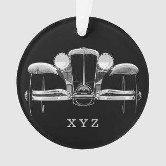 Vintage Autogewohnheitsverzierung