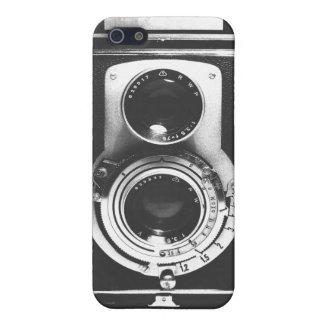 Vintage b&w Kamera Schutzhülle Fürs iPhone 5