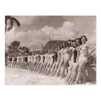 Vintage badenAnzugs-Postkarte - 1780018.jpg Postkarte