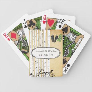 Vintage Bicycle Spielkarten