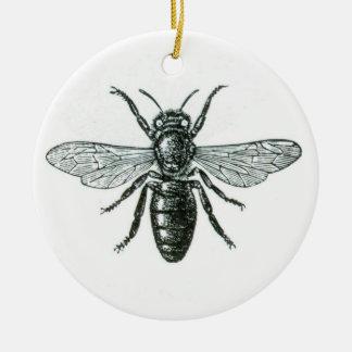 Vintage Biene der Verzierung… Weinachtsornamente