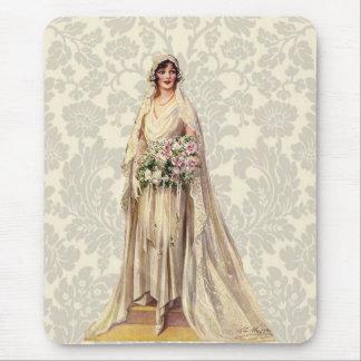 Vintage Braut Mousepads