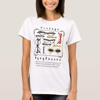 Vintage Brillen 01 T-Shirt