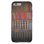 Vintage Bücher Tough iPhone 6 Hülle