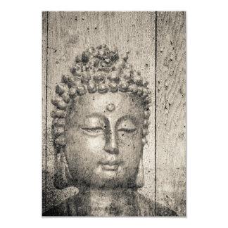 Vintage Buddha-Art Karte